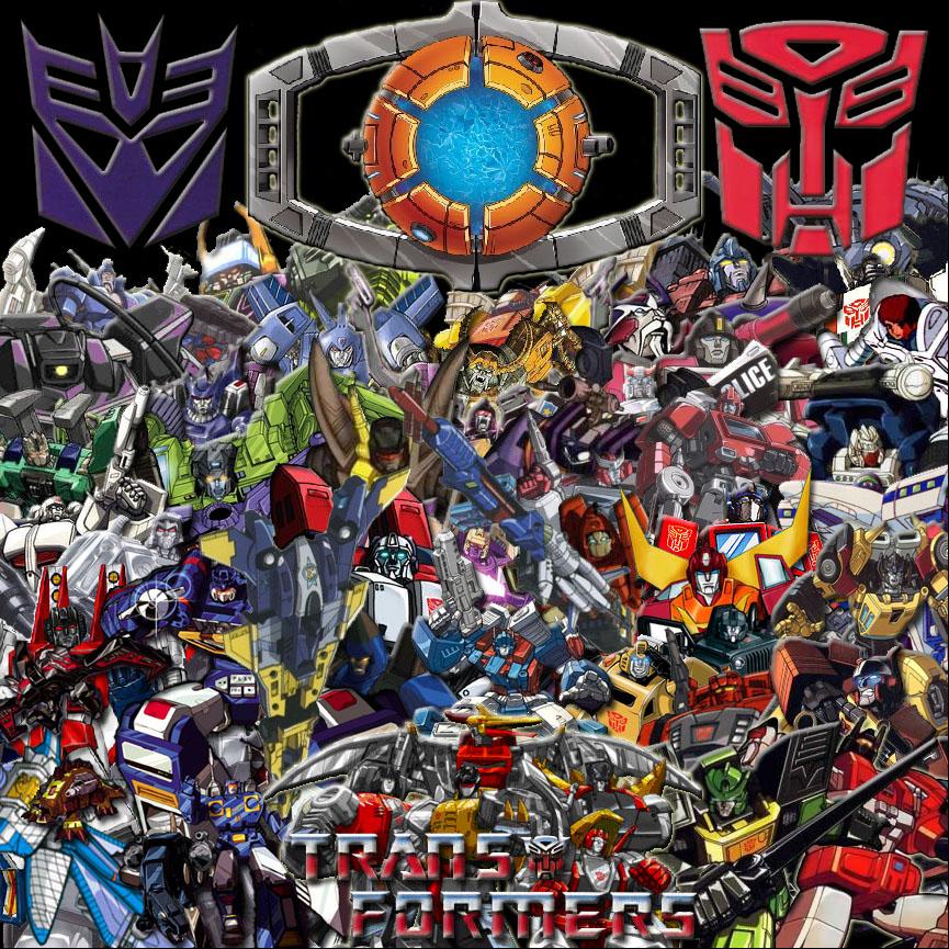 Transformers Classic Wallpaper Transformers wallpaper by 865x865
