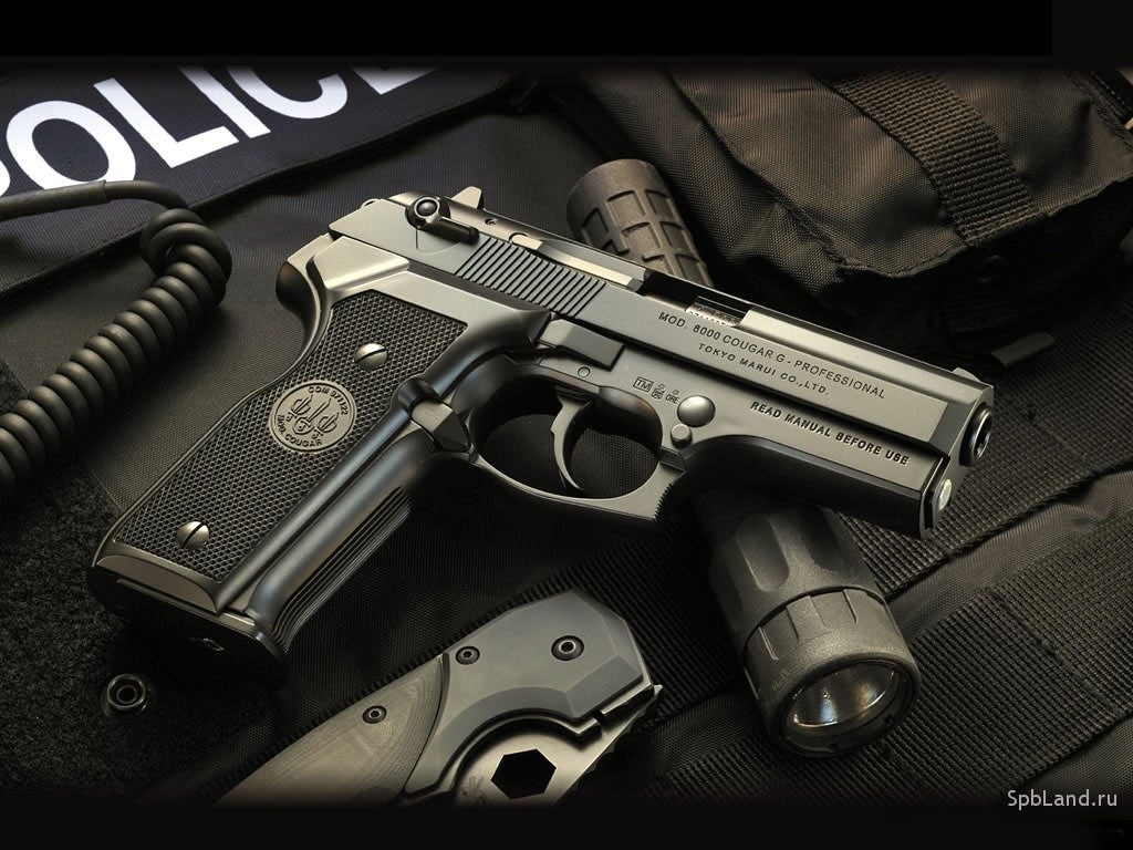 Weapons: Gun Wallpaper HD