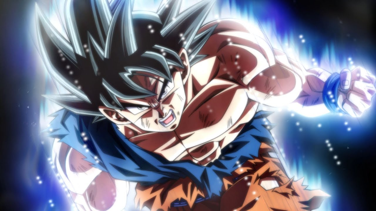 Saitama VS Ultra Instinct Goku [Who Would Win] TechAnimate 1280x720