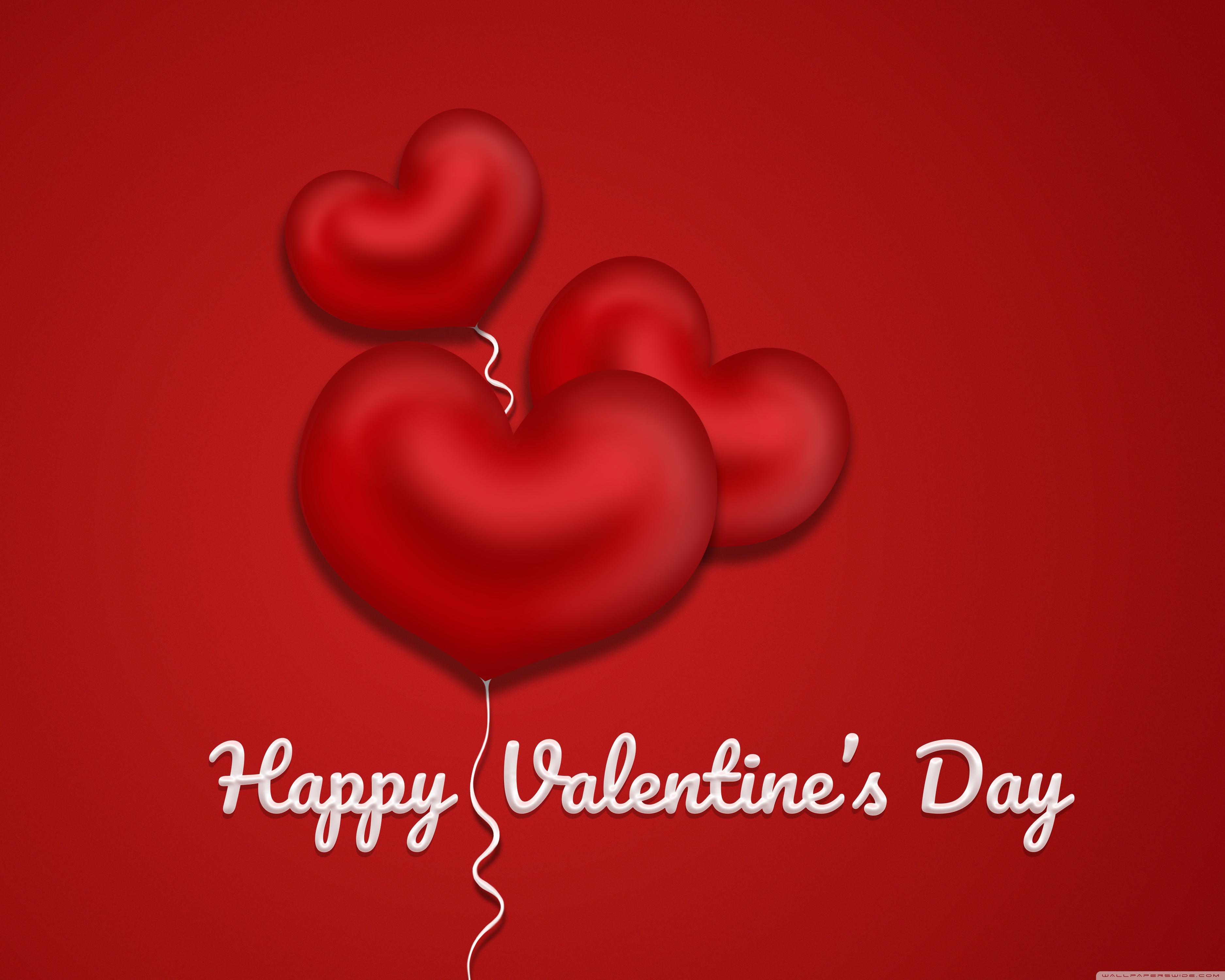 Happy Valentines Day 2020 Ultra HD Desktop Background Wallpaper 3750x3000