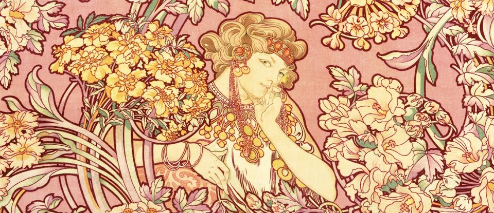 Art Nouveau Design Movement 960x415