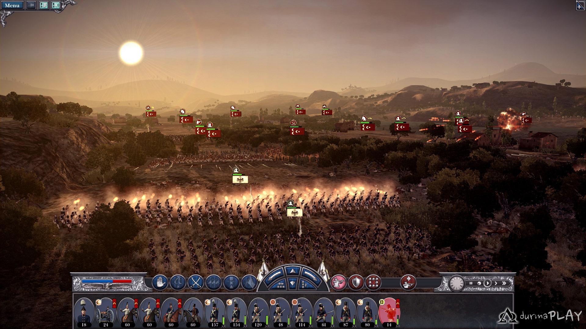 Napoleon Total War PC Napoleon Total War Bilgisayar Oyunu Satn 1920x1080