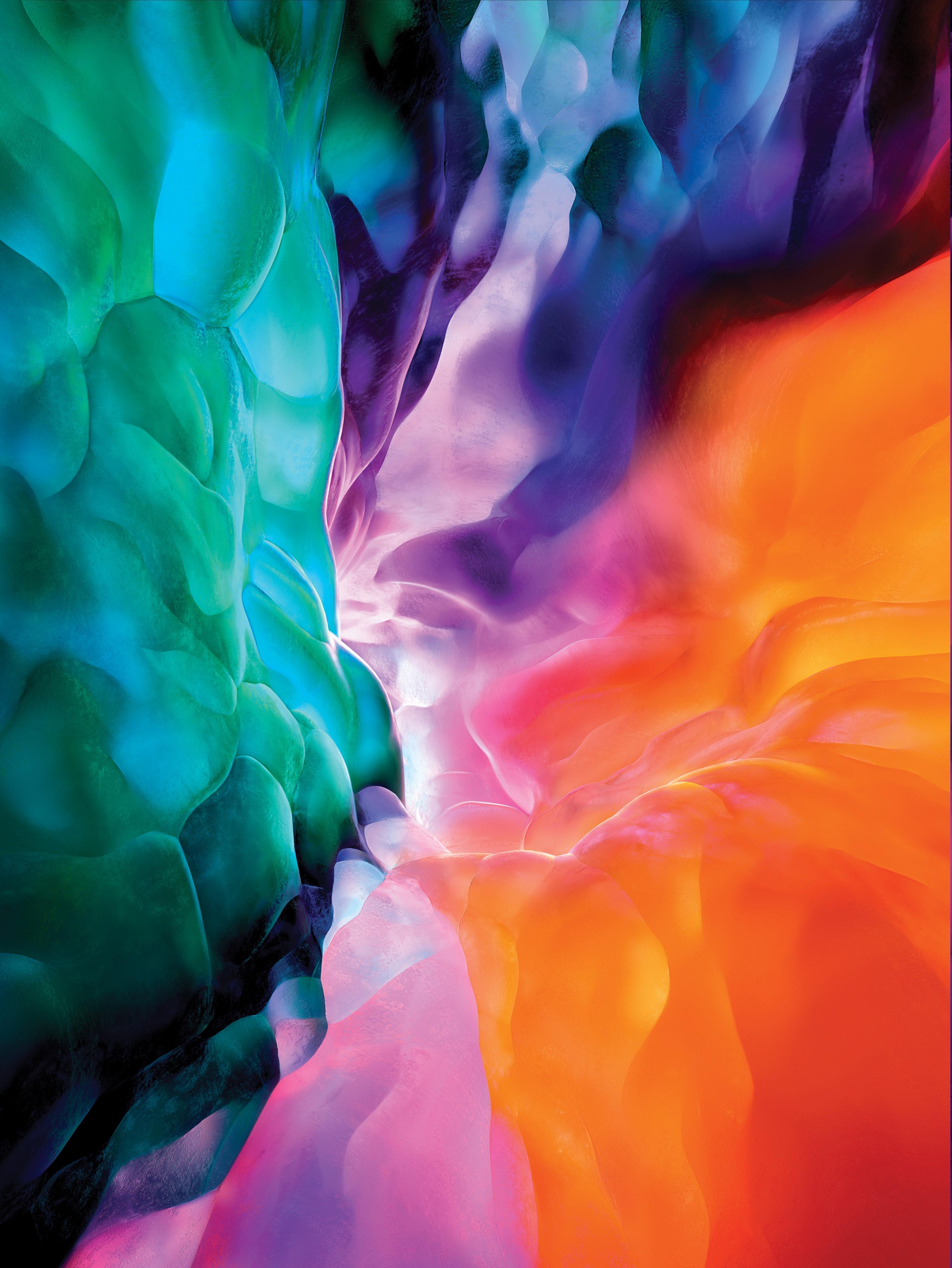 The new iPad Pro wallpapers for iPad iPhone desktop 3000x3994