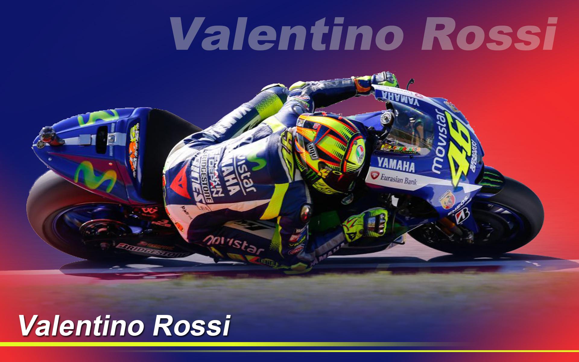 Valentino Rossi 2015 Mugello Race Desktop HD Wallpaper 1920x1200