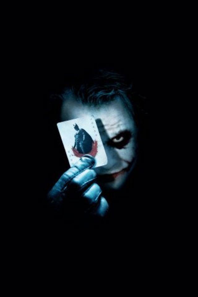 48 Joker Iphone Wallpaper On Wallpapersafari