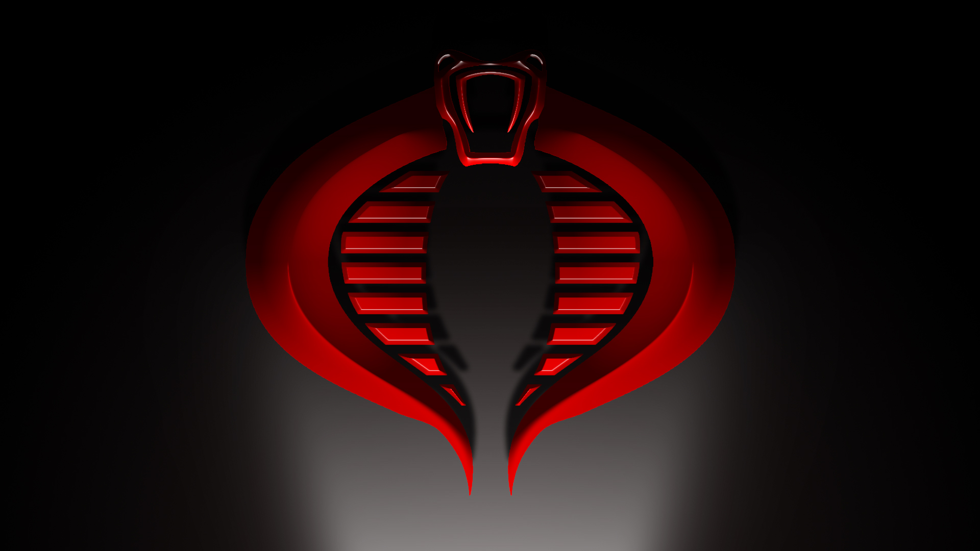 download Gi Joe Cobra Logos Cobra uplight by balsavor 1920x1080