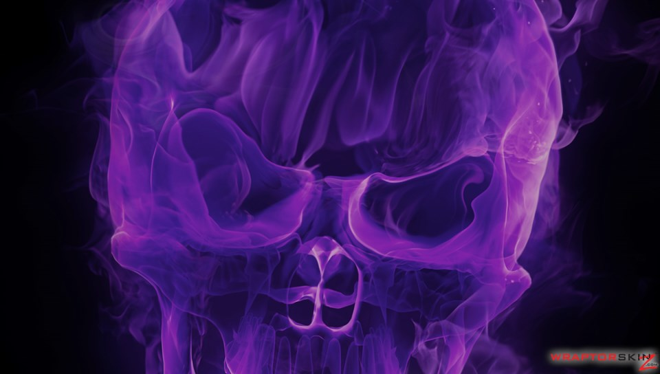 Purple Flames Wallpaper - WallpaperSafari