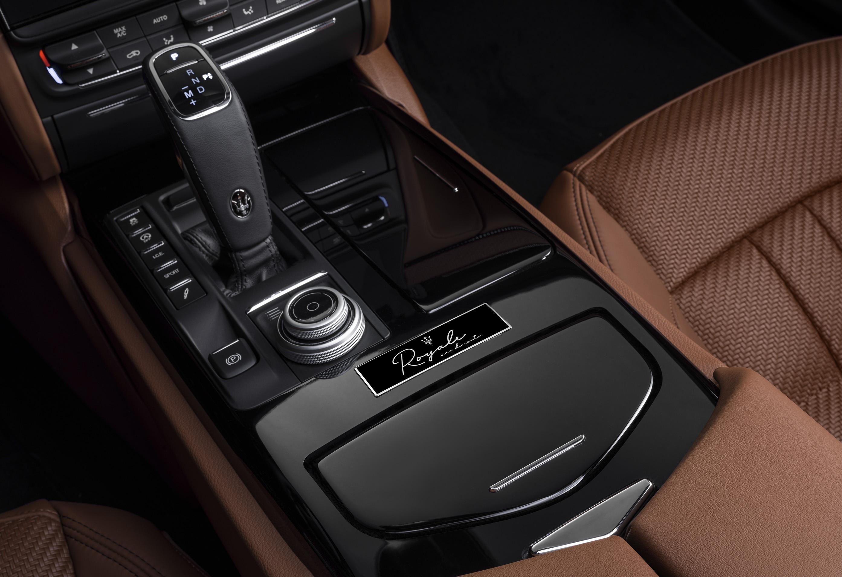 Maserati Quattroporte GranLusso Royale M156 2020 2787x1910