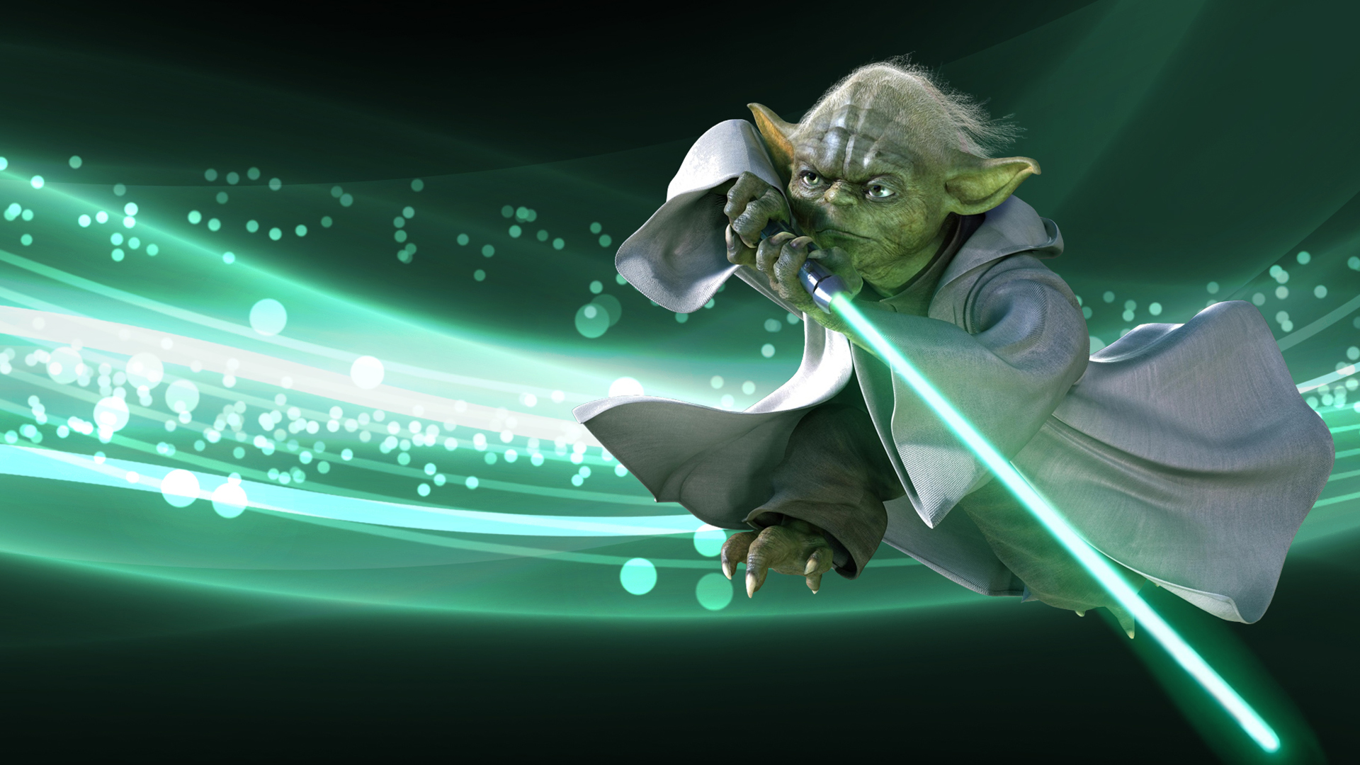 Yoda 1920x1080 Version Wallpaper Star Wars by BlackLotusXX on 1920x1080