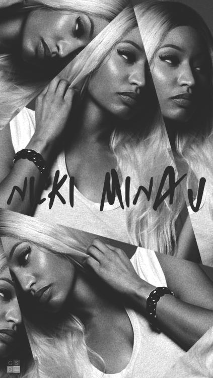 nicki minaj iphone wallpaper Tumblr 423x750