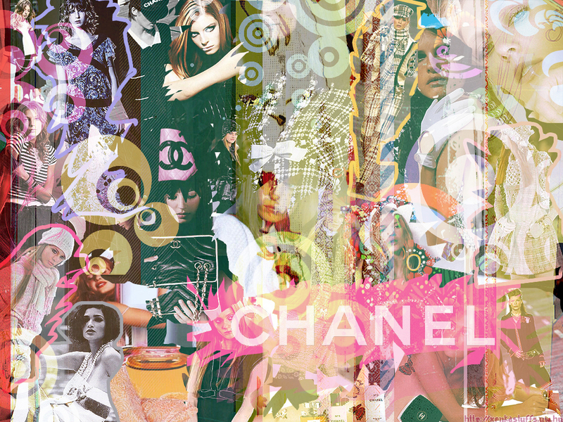 All Type of Wallpapers Fashion wallpaper chanel 800x600