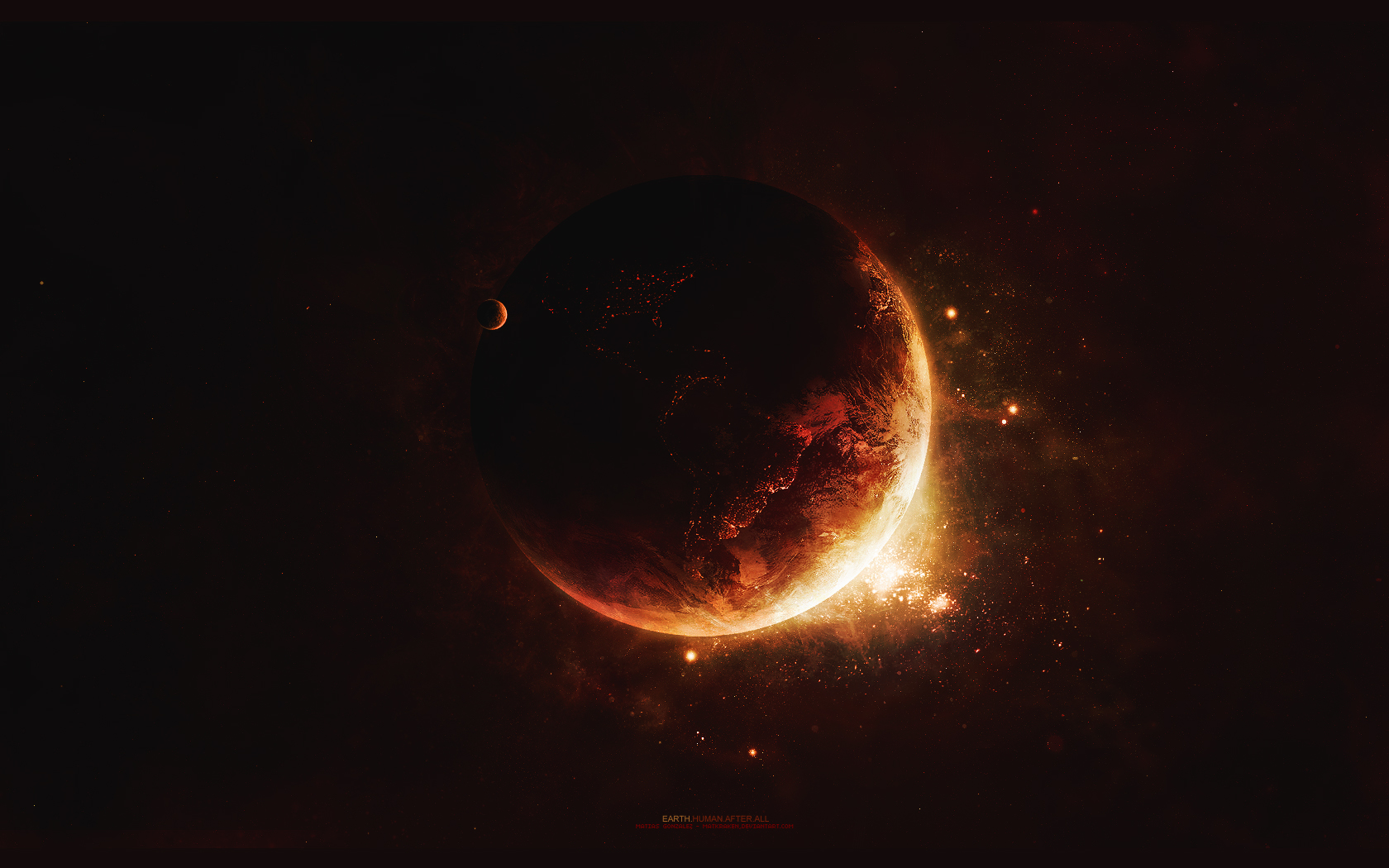 96 Amazing Space Wallpapers in HD ARC 1680x1050