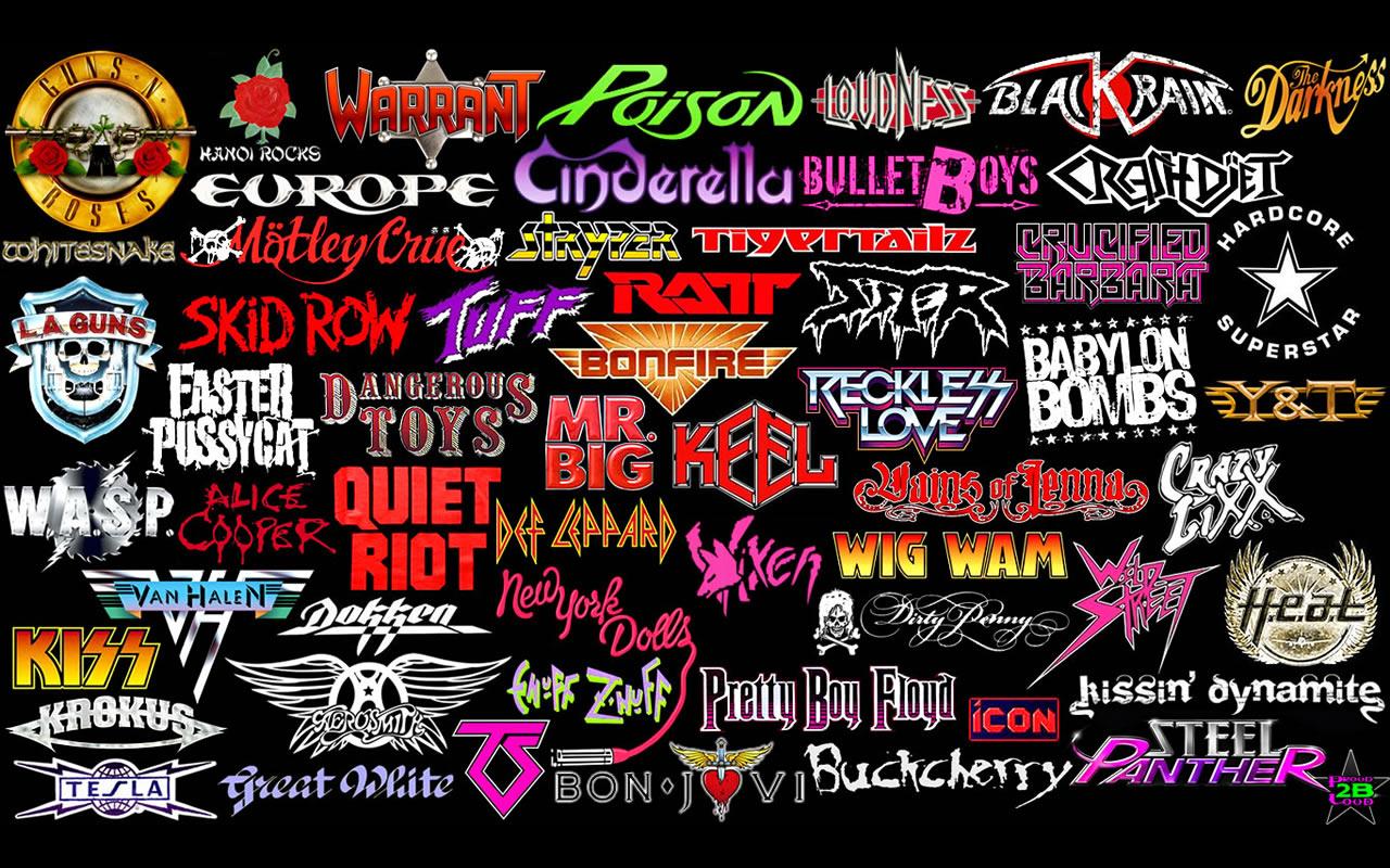 Free download Cool Metal Rock Band Wallpaper My image