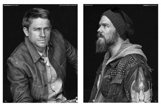 Hd Charlie Hunnam Wallpapers: Sons Of Anarchy Wallpaper Widescreen