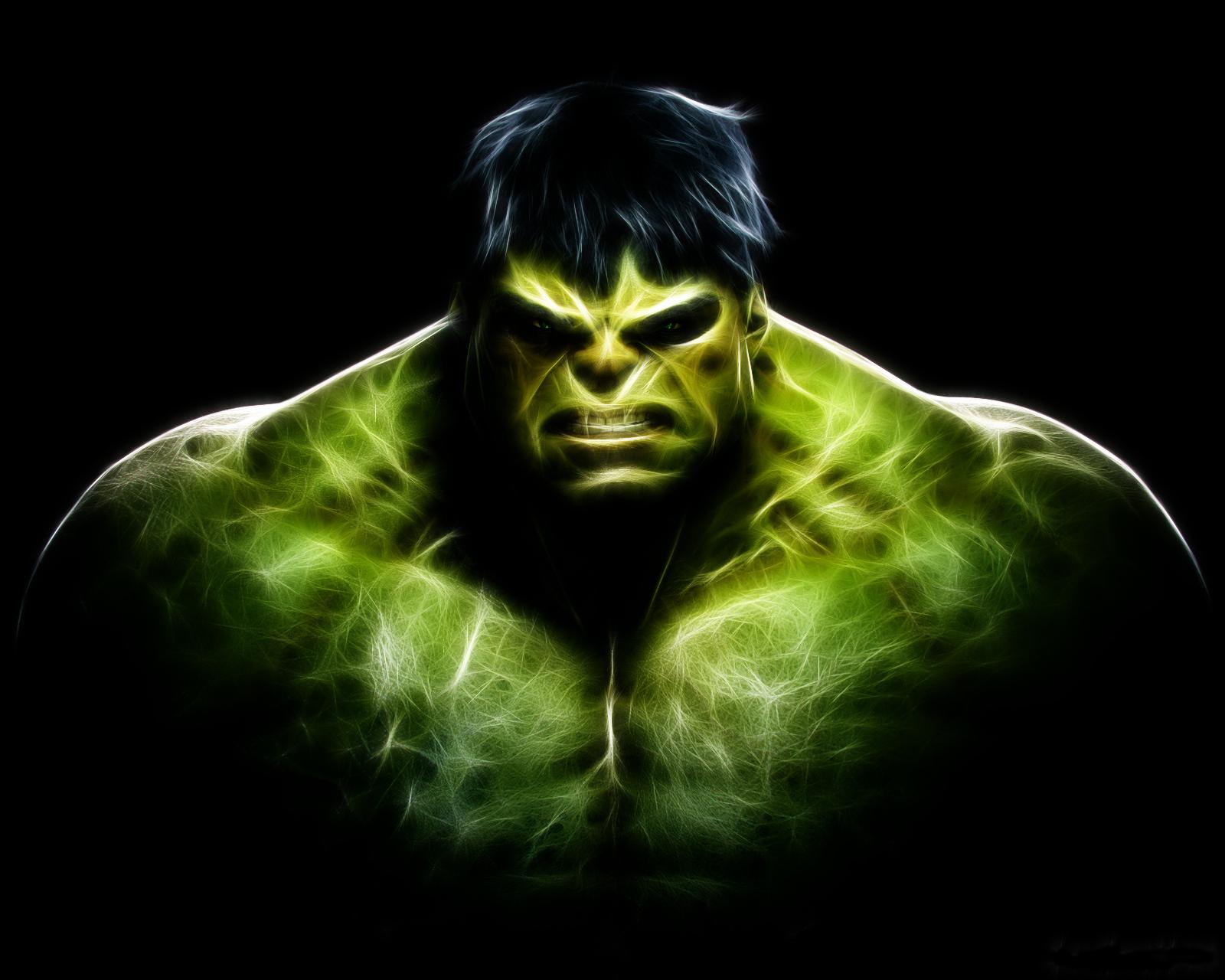 Incredible Hulk 3D HD Wallpaper HD Desktop Wallpaper for 1600x1280
