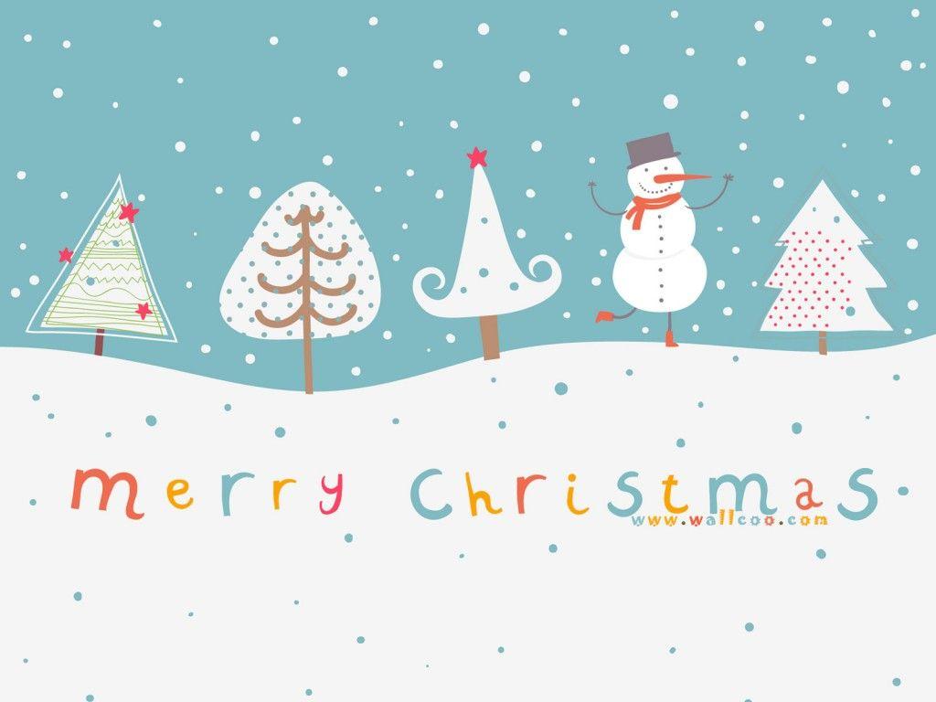 Cute Christmas Desktop Wallpaper Kawaii 3 Christmas desktop 1024x768