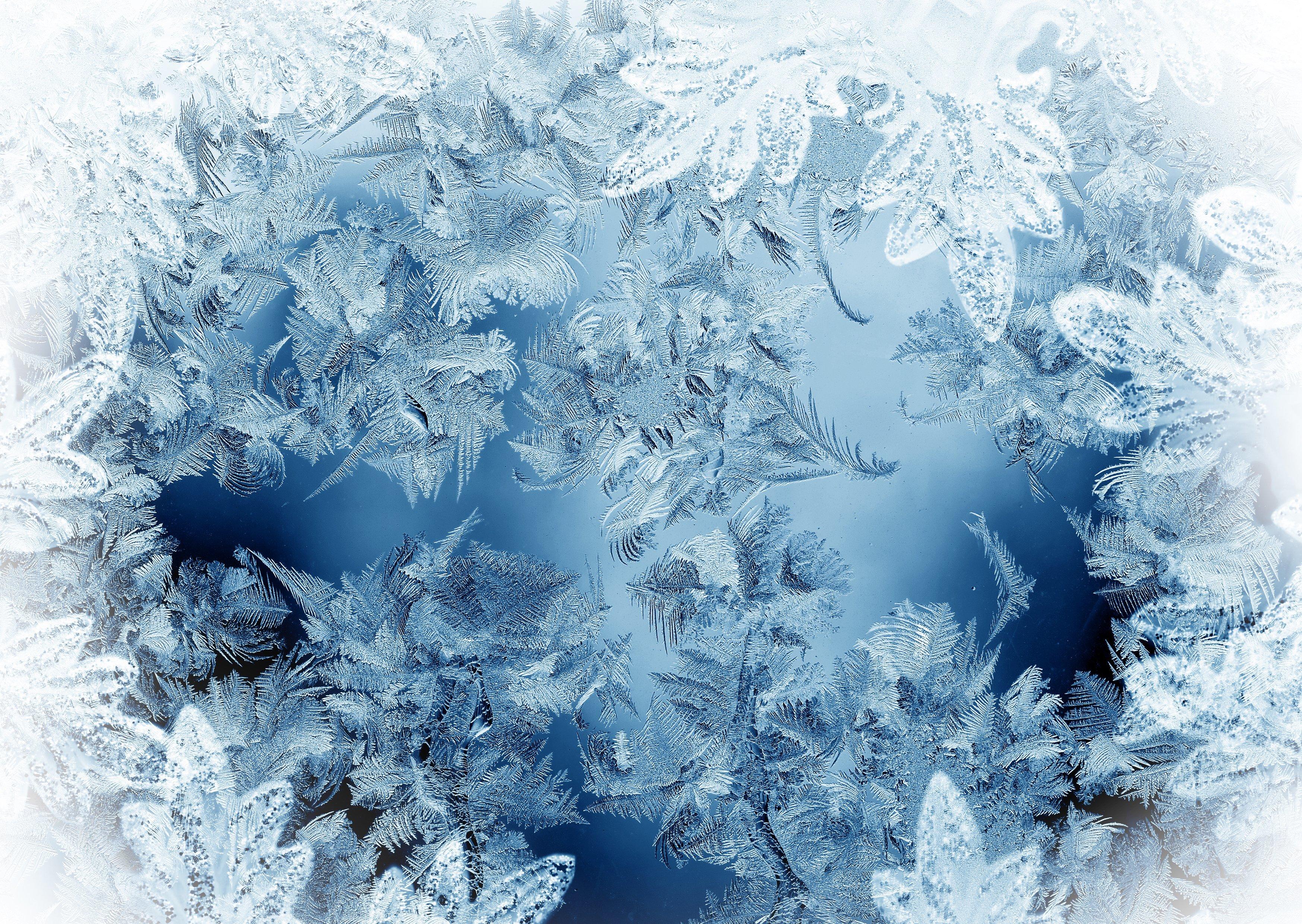 Texture ice pattern frost wallpaper 3494x2479 228582 WallpaperUP 3494x2479