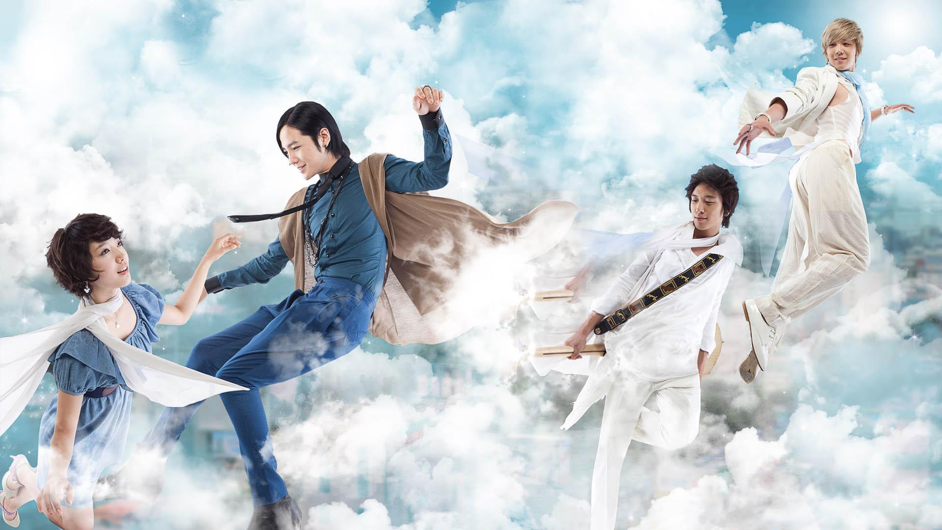 You Re Beautiful Korean Drama Summary Wallpaper PicsWallpapercom 1920x1080