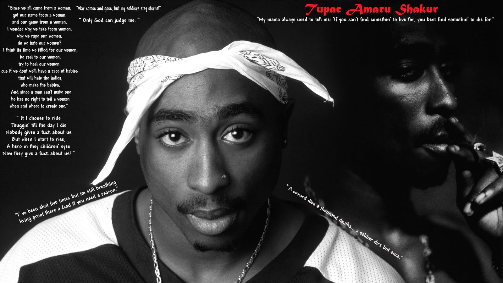 the life and music of tupac amaru shakur In 1997, the year after her son was fatally shot in las vegas, afeni shakur launched the tupac amaru shakur foundation, which hosted an annual performing arts day camp for inner city youth in the atlanta area she was inspired by how the gifted rapper, actor and one-time dancer studied at the.
