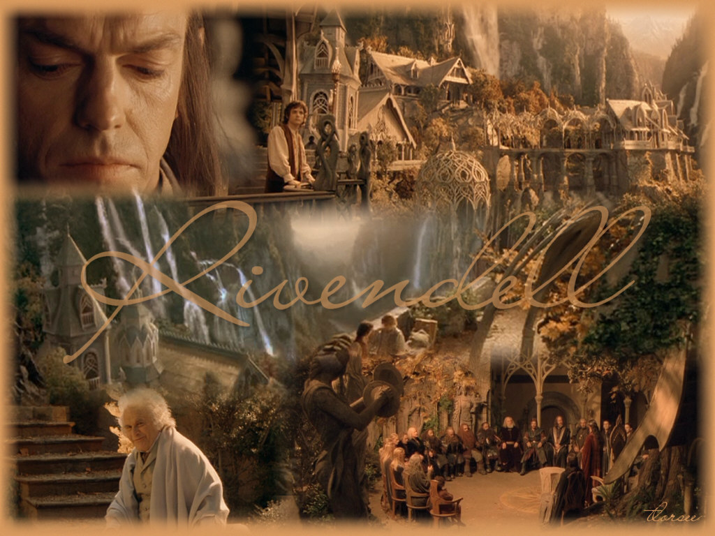Animaatjes lord of the rings 42659 Wallpaper 1024x768