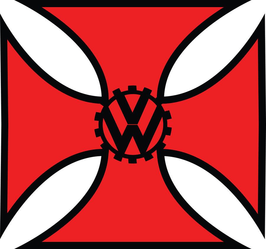 vw maltese cross by GabeRios 900x841