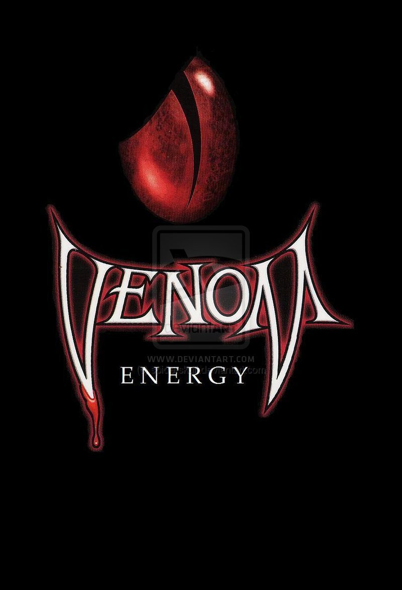 Venom Energy by spiderskull 800x1173