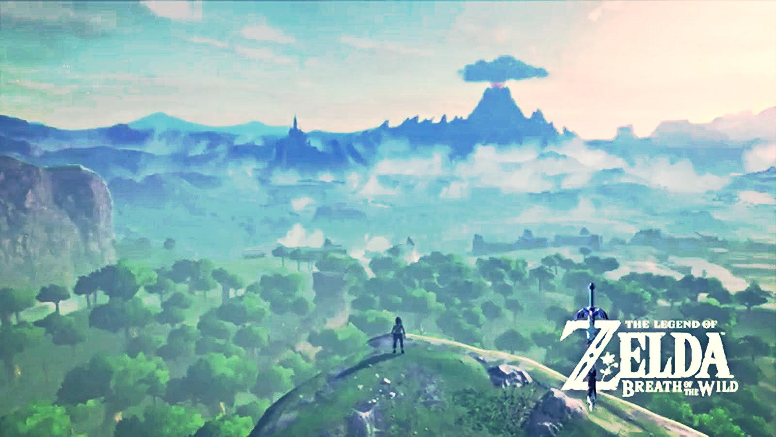 The Legend of Zelda Breath of the Wild HD Wallpapers and 1600x900