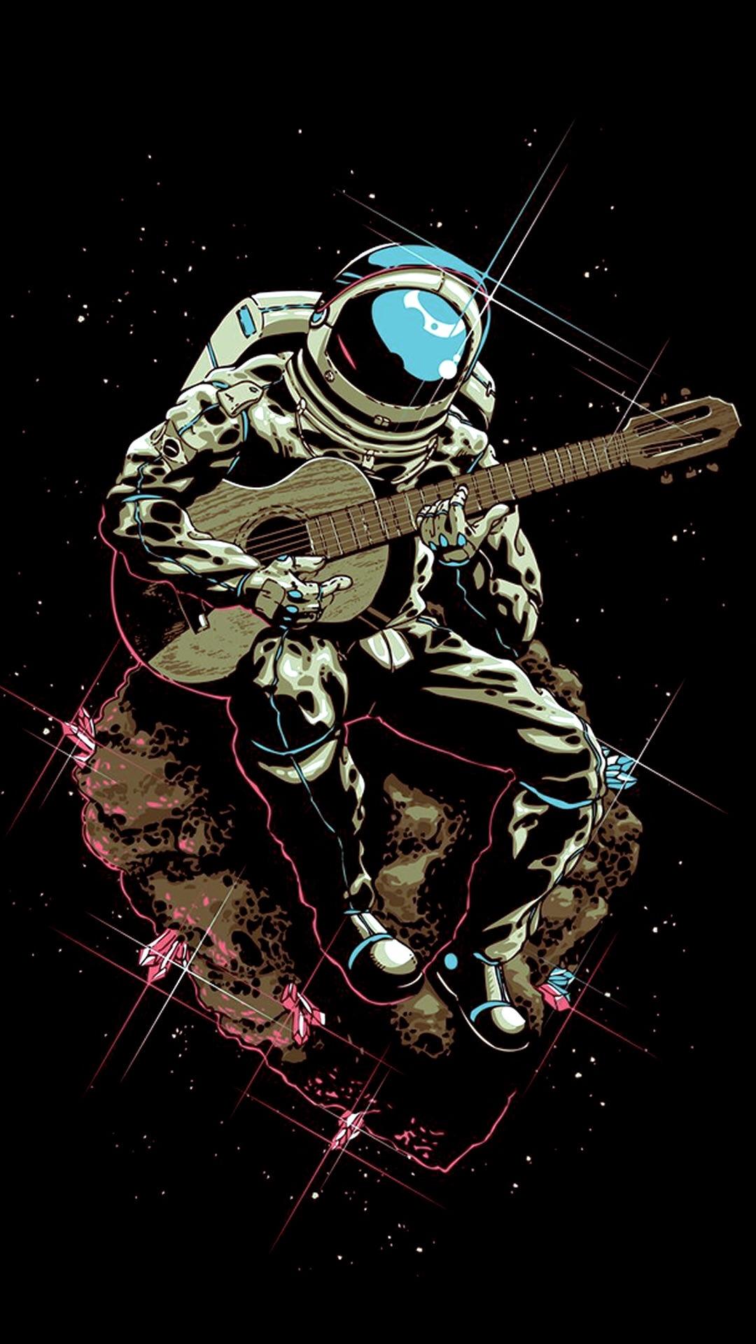 Psychedelic Astronaut wwwpixsharkcom   Images 1080x1920