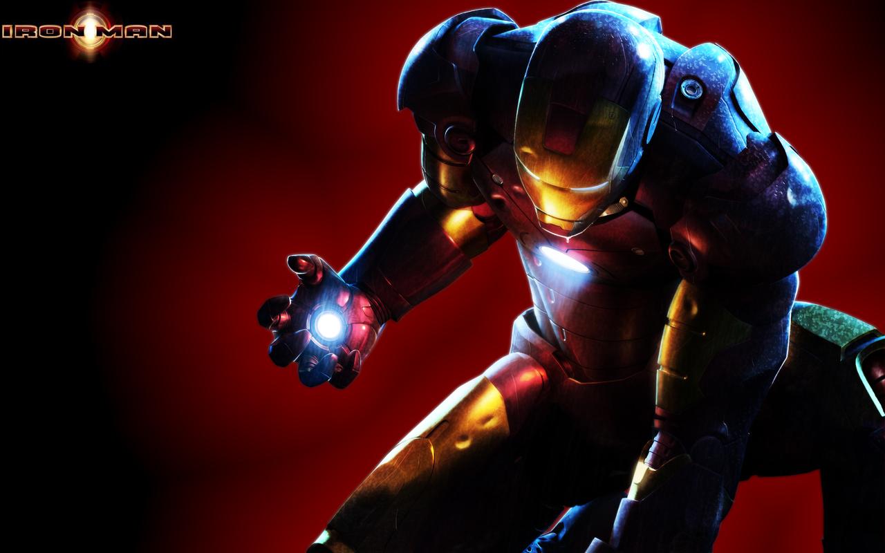 Iron Man Wallpaper 1280x800 Iron Man 2 1280x800