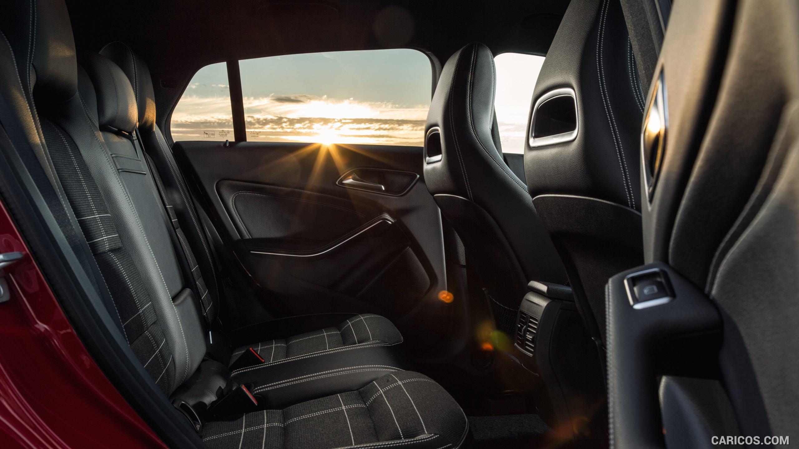 2015 Mercedes Benz CLA 200 CDI Shooting Brake UK Spec   Interior 2560x1440
