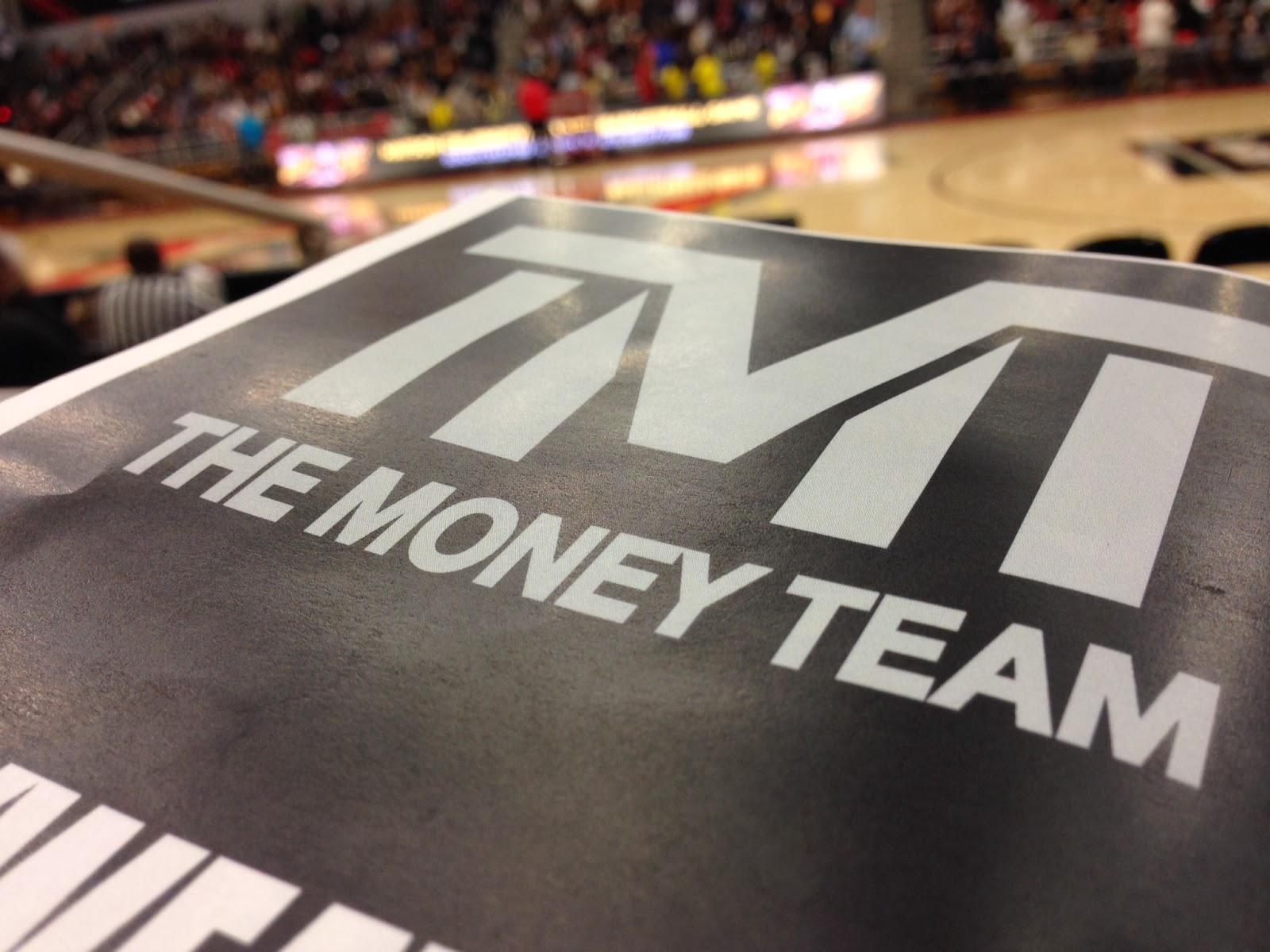 Floyd Mayweather Wallpaper Money Team The money team 1600x1200