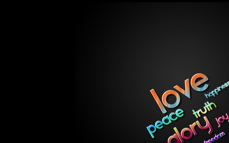blogspotcom201306love peace wallpaper wallpapers andhtml 1440x900