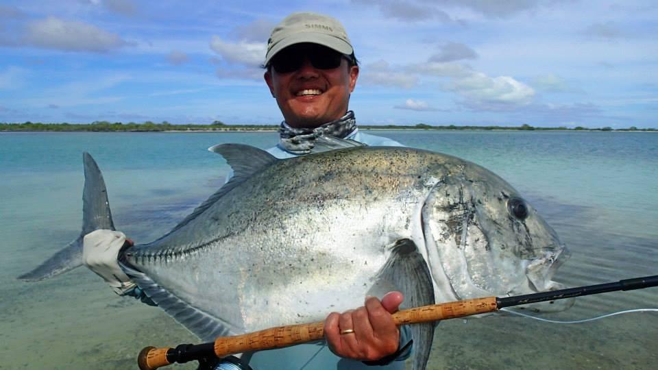 Saltwater Fish Wallpaper Saltwater Fly Fishing 960x540