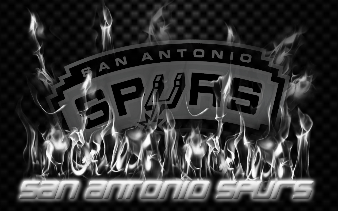 san antonio spurs wallpaper by buckhunter7 customization wallpaper 1440x900