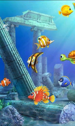 fish swimming live wallpaper wallpapersafari