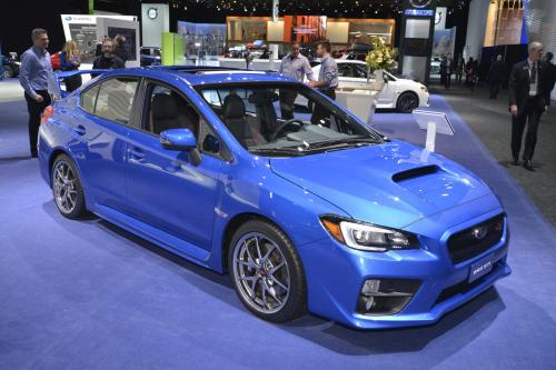 Subaru Unveiled 2016 WRX and WRX TDI Models 500x333