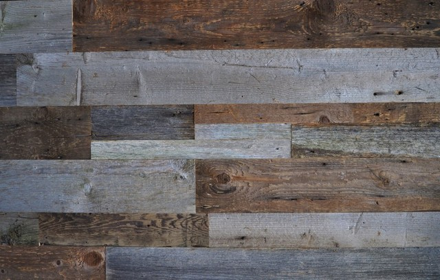 Horizontal Weathered Barn Wood Wallpaper Wallpapersafari