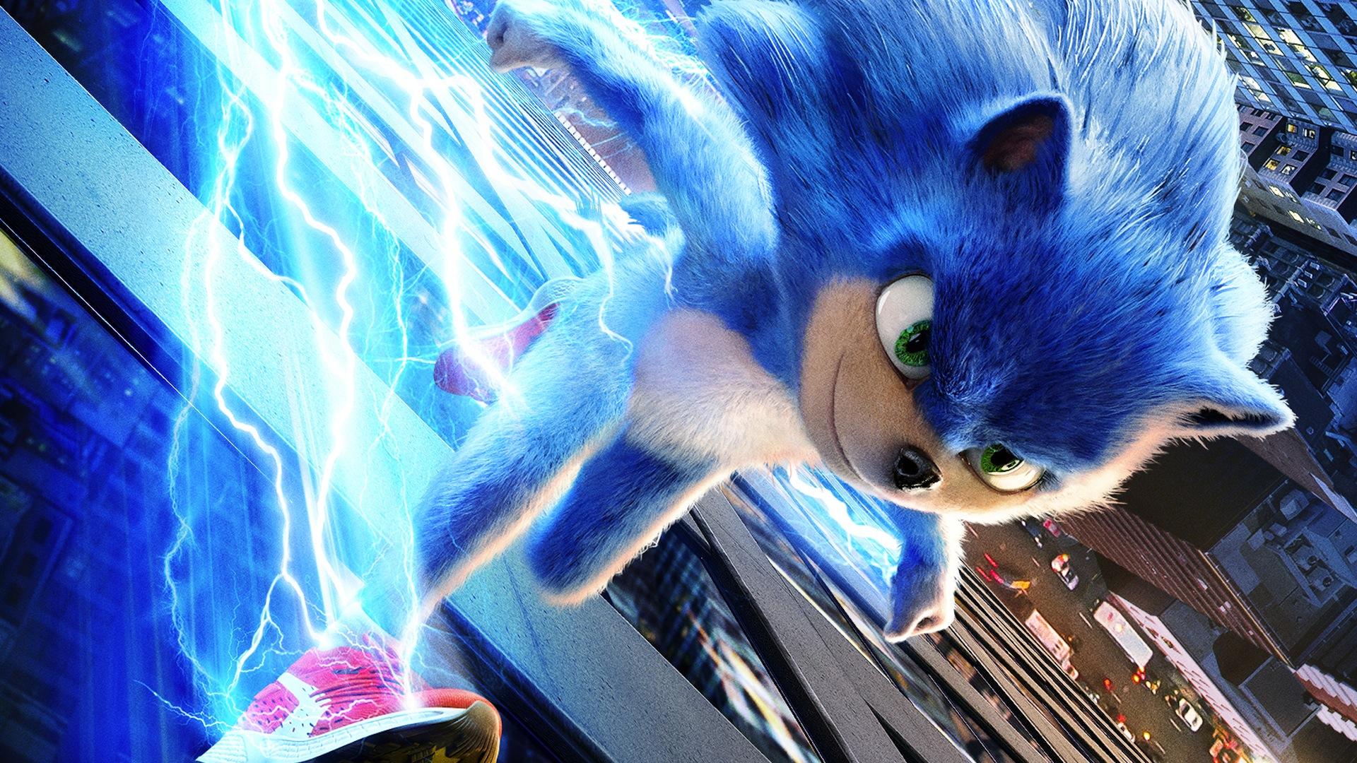 19] Sonic The Hedgehog Movie 2019 Wallpapers on WallpaperSafari 1920x1080