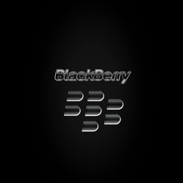 Blackberry Storm Logo Wallpaper Z10 blackberry logo wallpaper 640x640