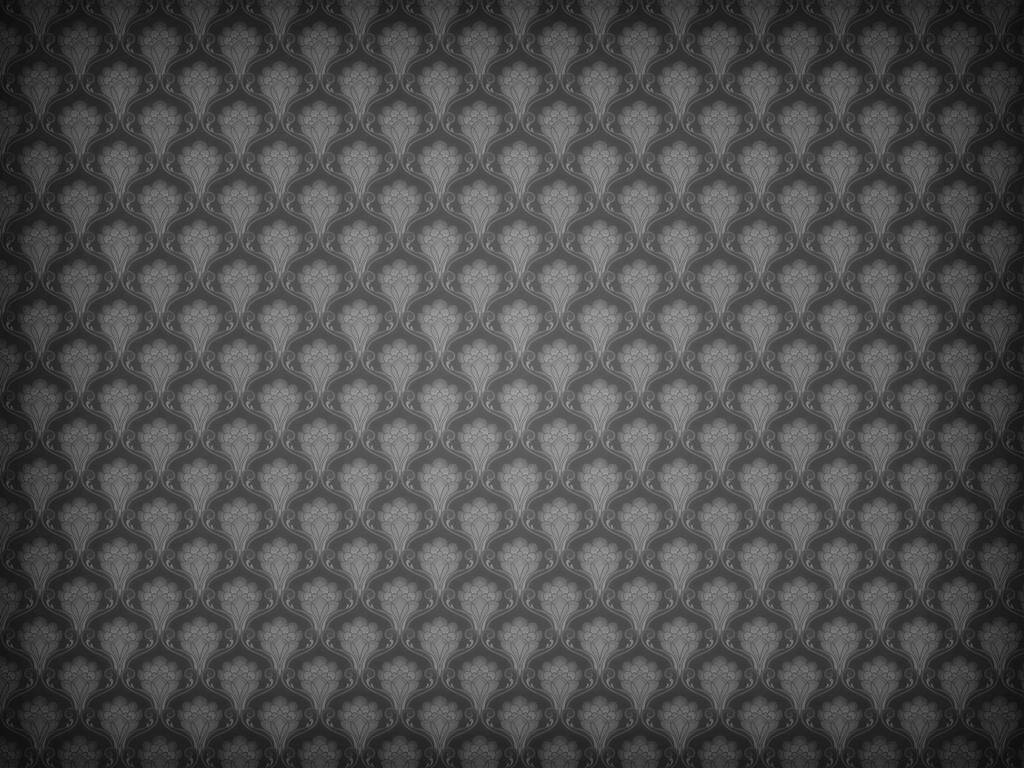Pretty Black Wallpaper Patterns Beautiful black pattern 1024x768