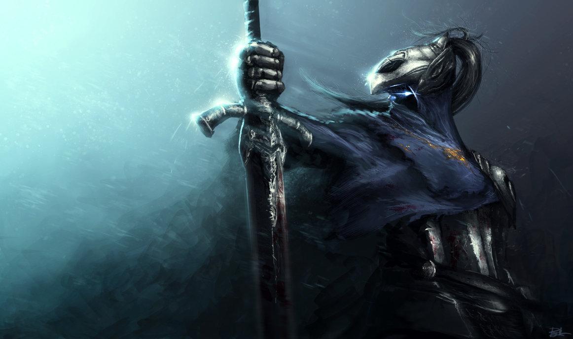 Free Download Dark Souls Wallpaper Sif Wallpaper Dark Souls