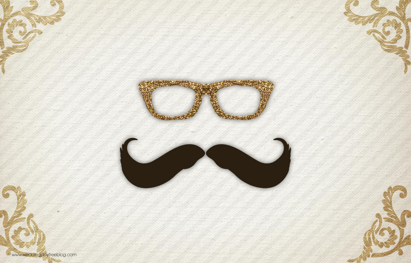 mustache backgrounds wallpapersafari