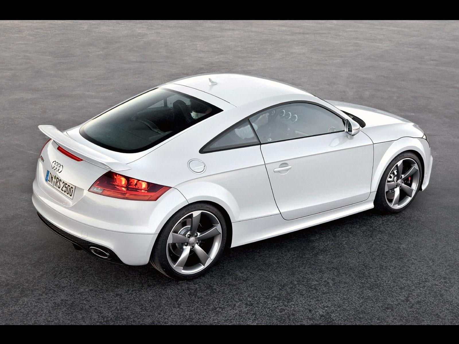 Audi TT RS Wallpapers Audi TT RS DesktopWallpapers Audi TT RS 1600x1200