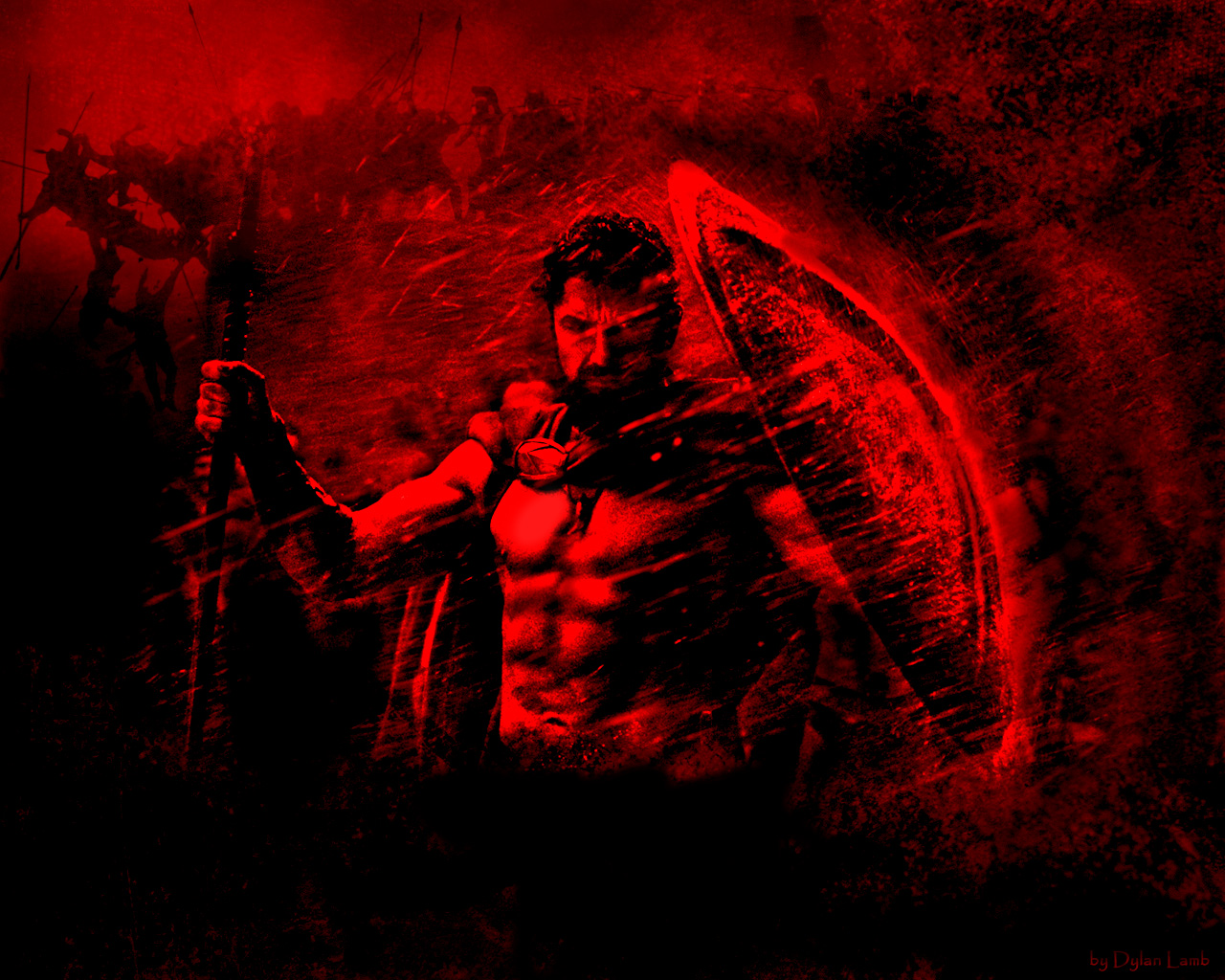 300 spartans wallpaper wallpapers - photo #41