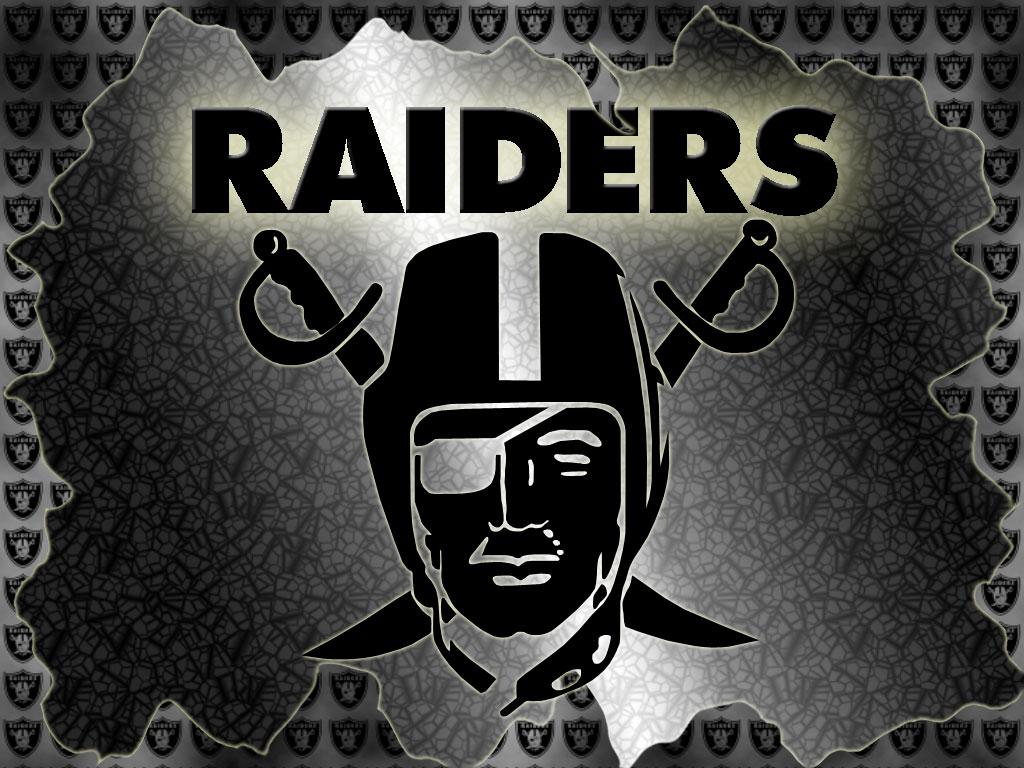 New Oakland Raiders wallpaper background Oakland Raiders wallpapers 1024x768
