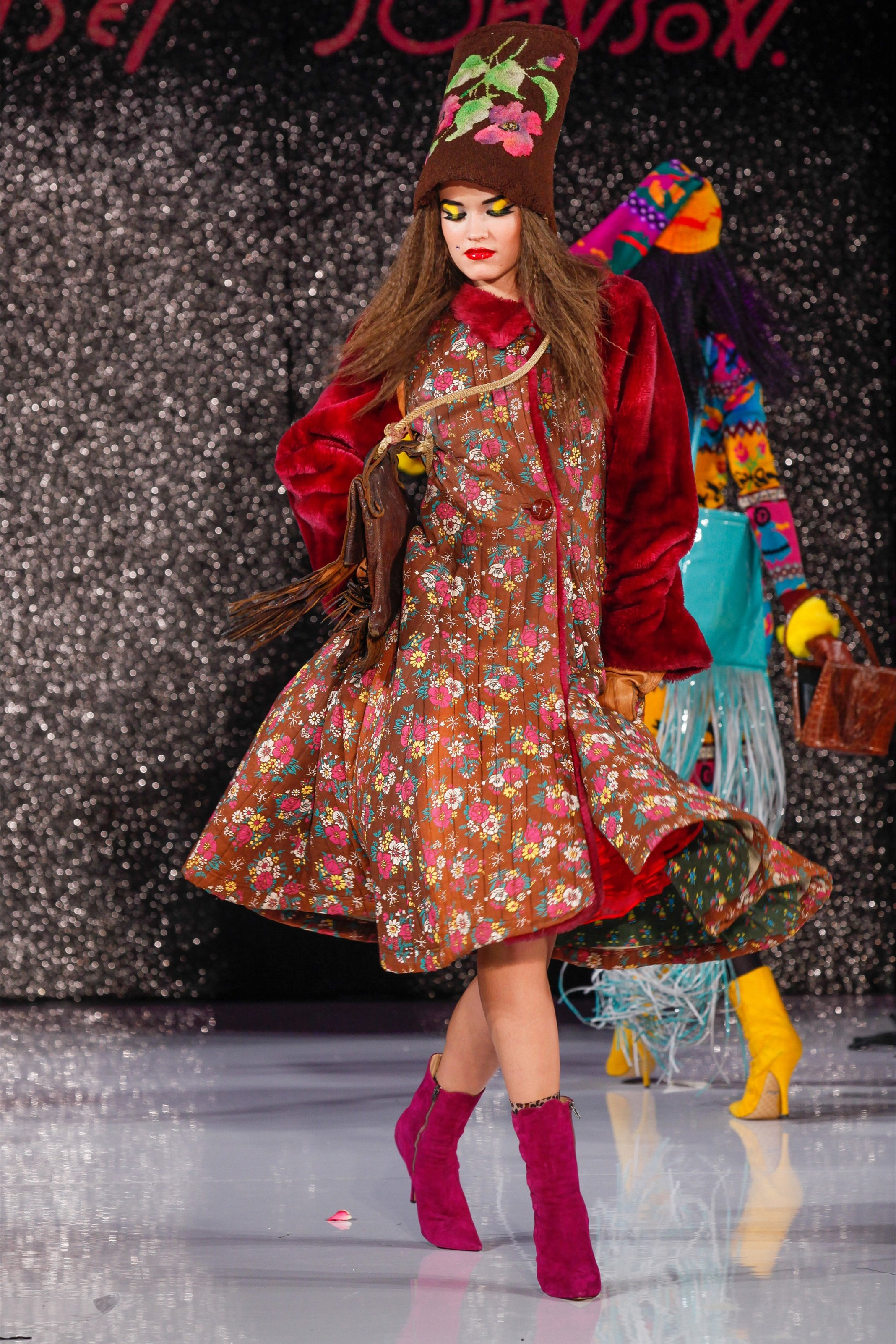 Betsey Johnson   Spring Summer 2013 Ready To Wear   Shows   Vogueit 2136x3201