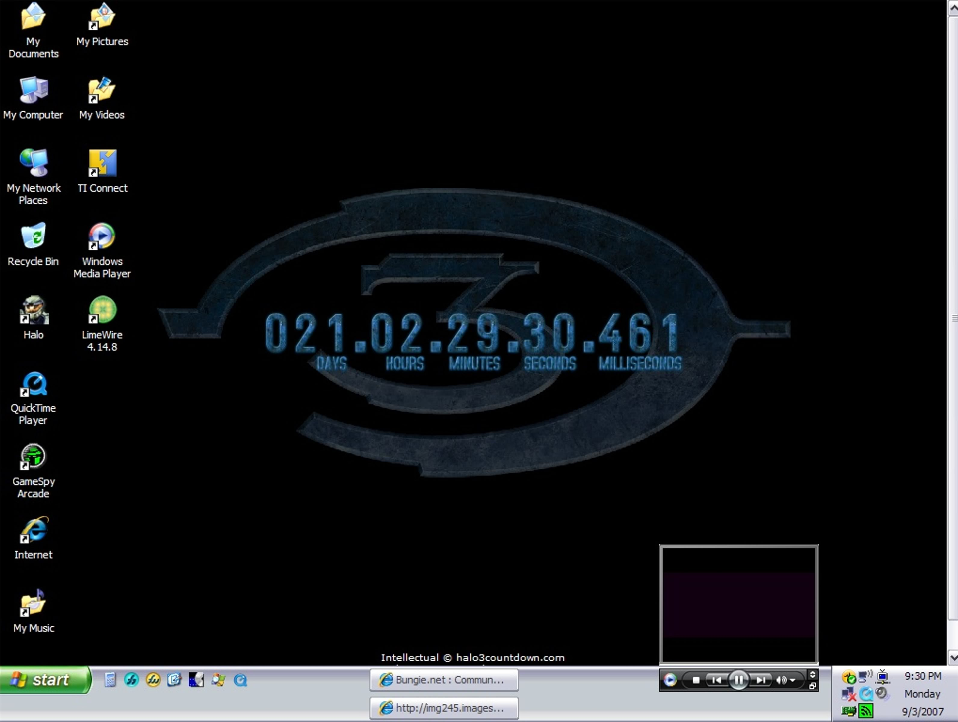Desktop Countdown 3184x2400