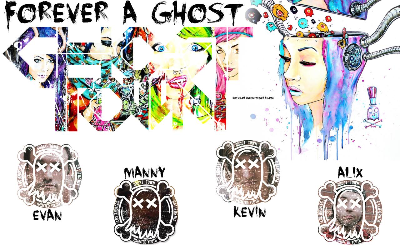 48+] Ghost Town Band Wallpaper on WallpaperSafari