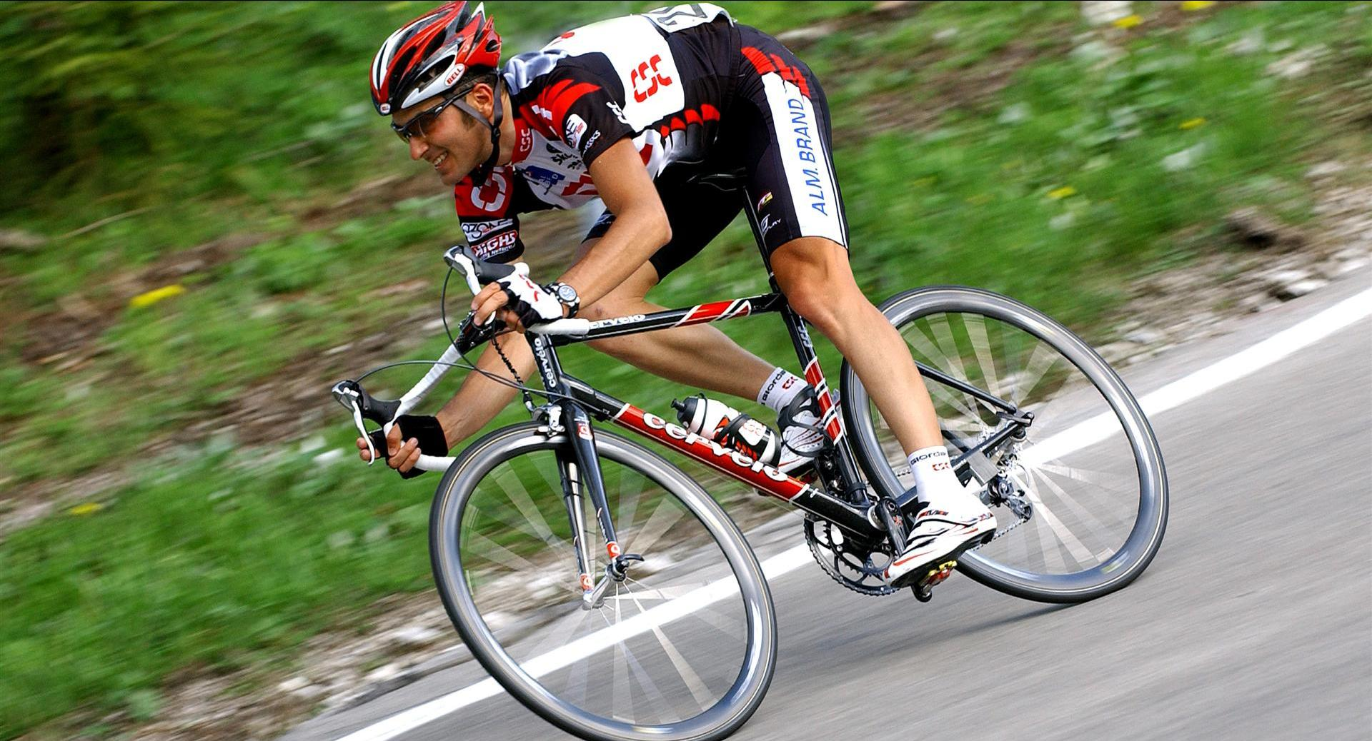 Bicycle Racing Wallpaper