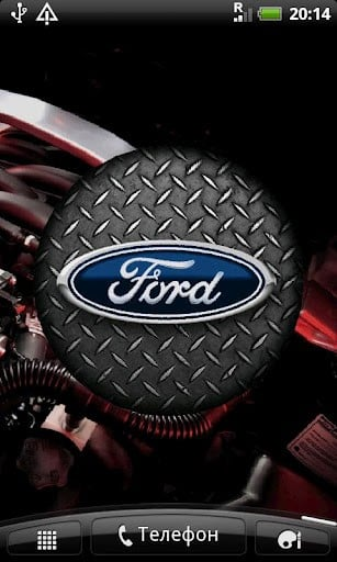Cool Ford Logos Wallpapers Ford 3d logo live wallpaper 307x512